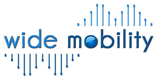 Wide Mobility Smaller Logo